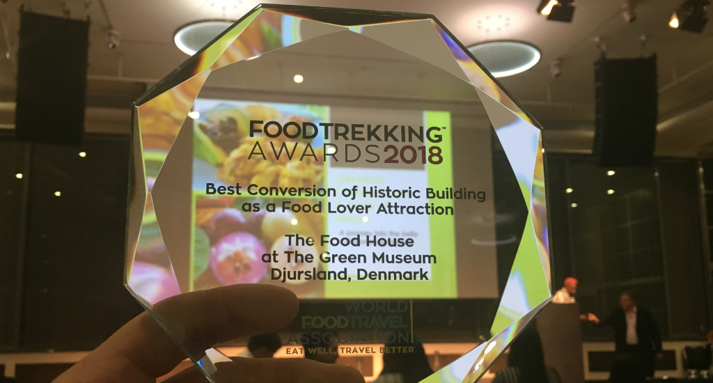 Prisen - FoodTrekkingAwards2018