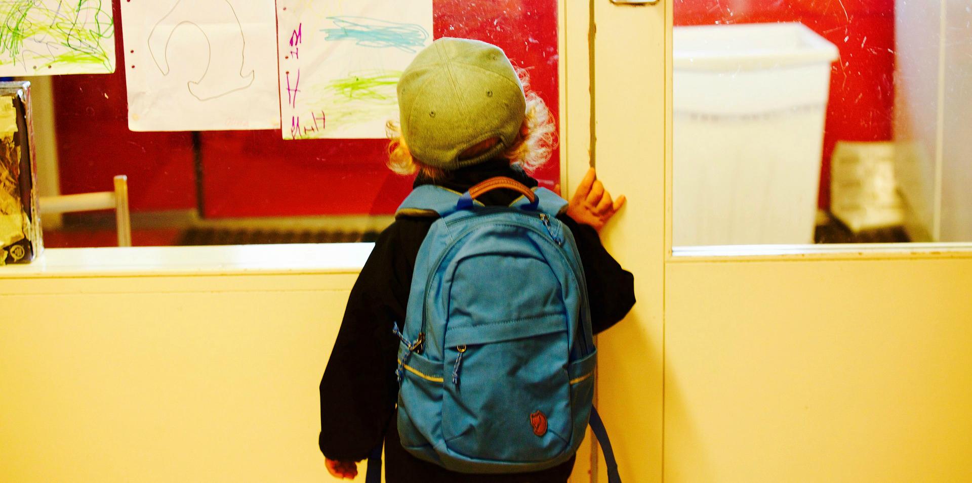 min søn vil ikke i skole