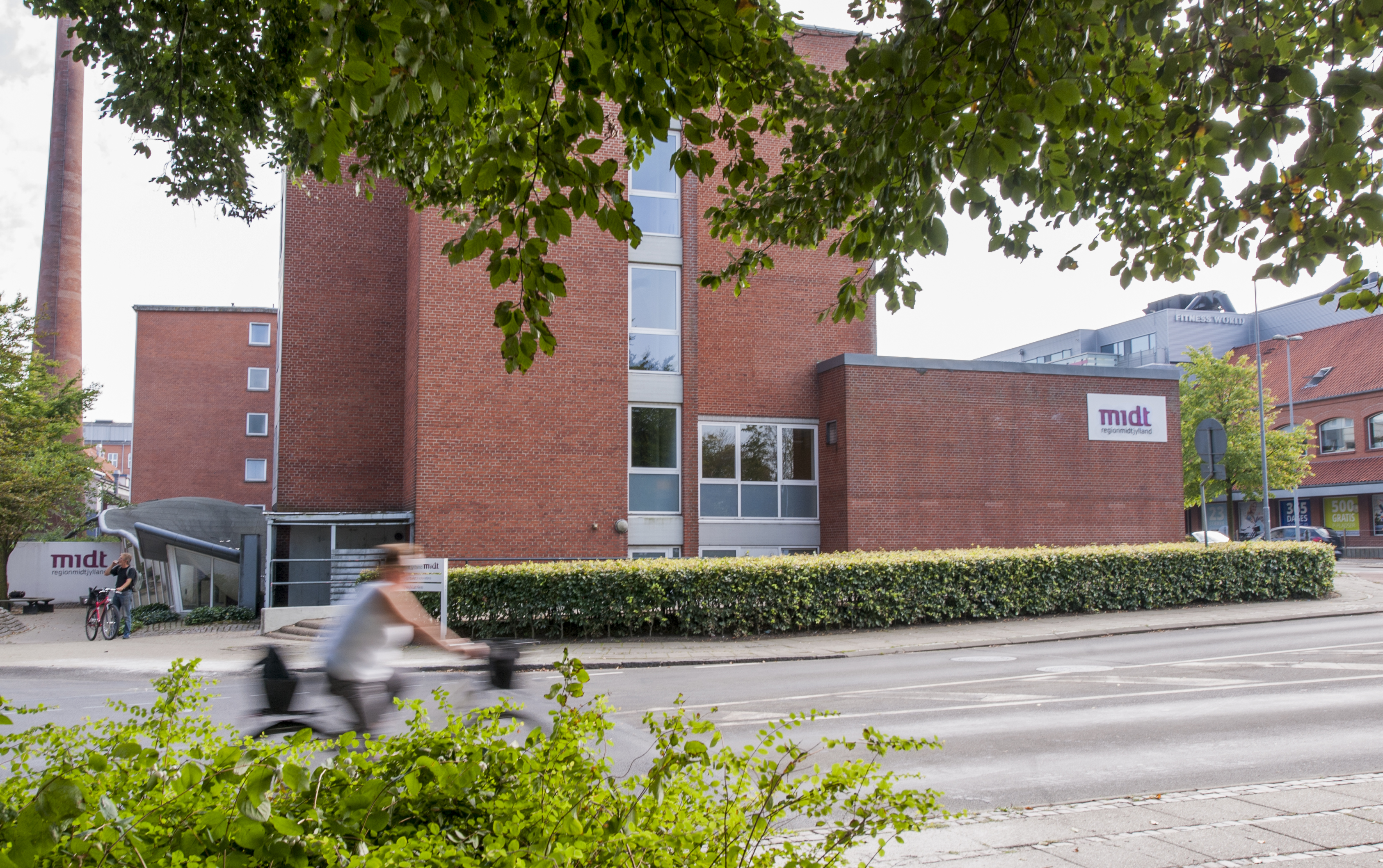 region midtjylland regionshuset viborg