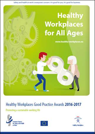 "Se PDF med ""Healthy Workplaces Good Practice Awards 2016-2017"""