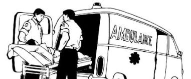 Ambulancekørsel