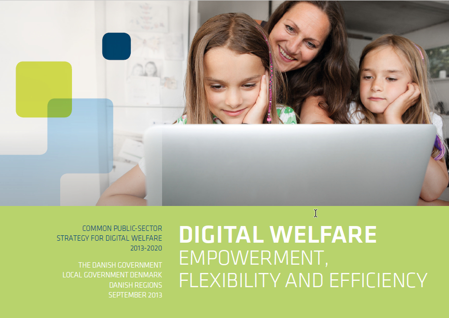 Digital welfare